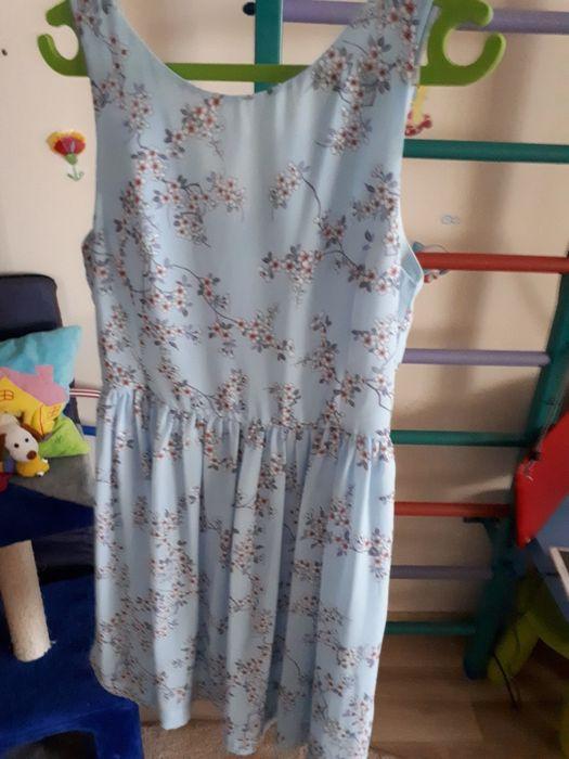 Платье летнее ,шифоновое Ивано-Франковск - изображение 1