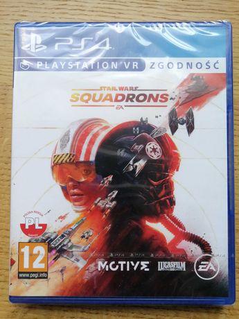 Squadrons PS4, PS5 Nowe Folia