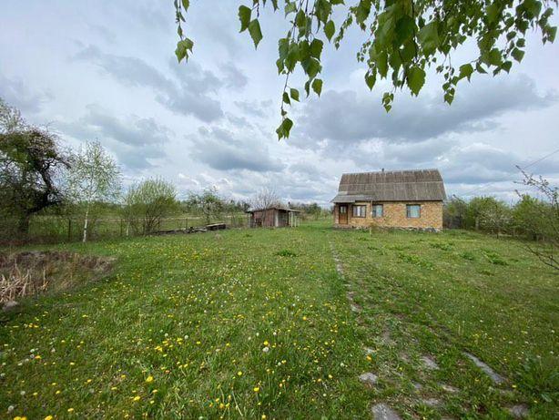 Продам дом с. Карвиновка. 10 км от Чуднова, 40 км от Житомира.