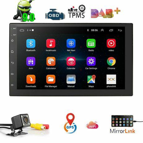 Radio samochodowe 2DIN GPS WiFi Bluetooth ANDROID 8.1 kamera 1/16GB