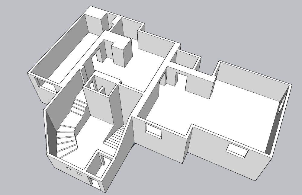 Аренда помещения 390 м.кв., нежилой фонд, Ахматовой, 3. Киев - изображение 1