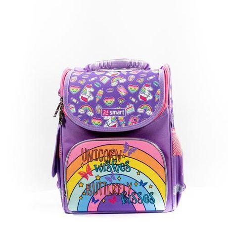 Школьный каркасный рюкзак Unicorn Эдинорог