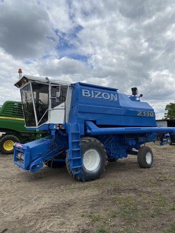 Bizon z110 зерноуборочный комбайн