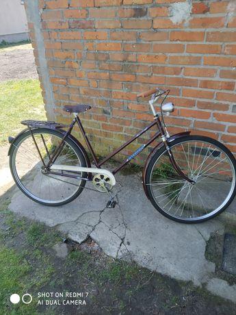 Rower retro koła 28