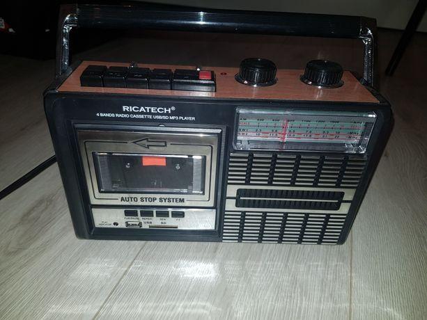 Radiomagnetofon Ricatech