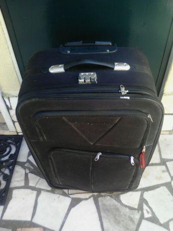 2 Malas Viagem + 1 Saco Viagem + Mala de Senhora + Saco Nov