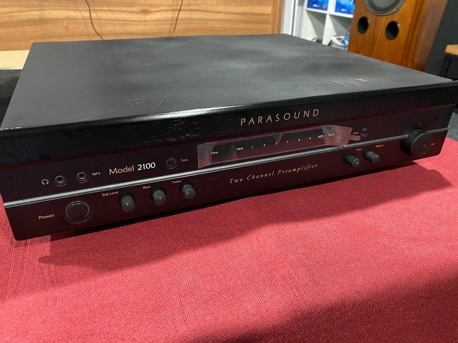 Стерео предусилитель Parasound Model 2100 Київ - зображення 1