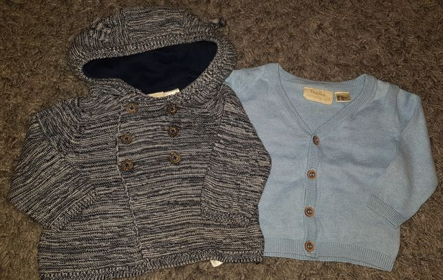 Sweterki rozpinane