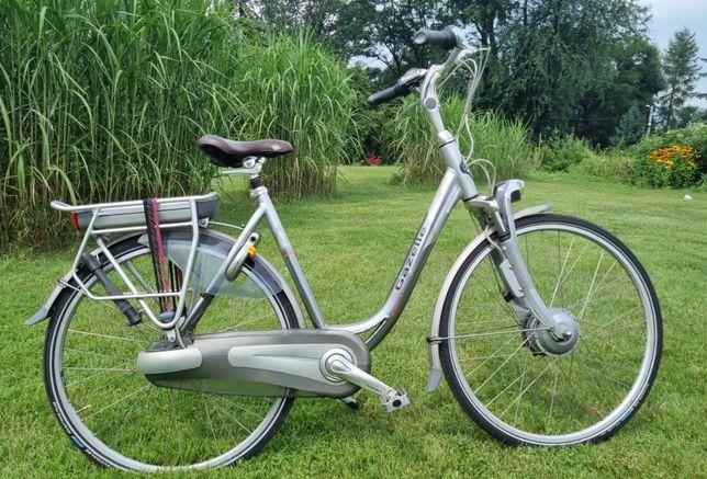 Rower elektryczny Gazelle Orange Innegry