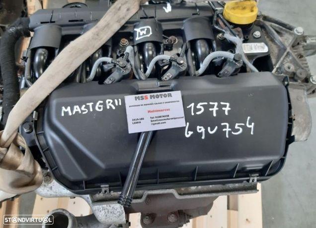 Motor Renault Master Trafic Opel Movano 2.500Dci Ref.G9U720 G9U724 G9U726 G9U750 G9U754