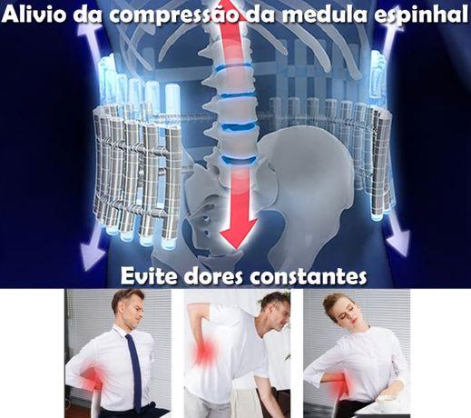 Descompressor de coluna vertebral ou medula espinhal ciatica hernias