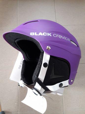 Sprzedam nowy kask narciarski Black Crevice Ischgl