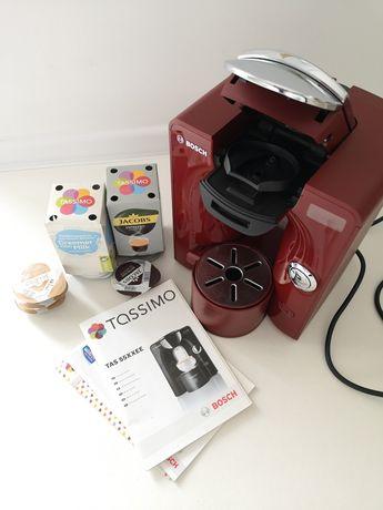 Ekspres do kawy kapsułkowy Bosch Tassimo