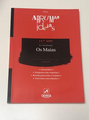 Livro de resumo: Os maias