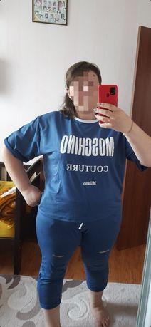 Летний костюм 56р