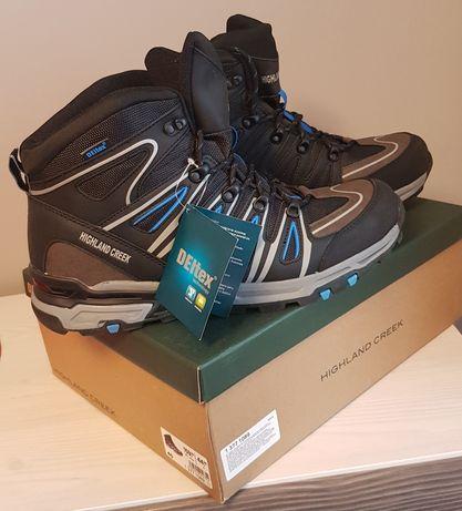 Nowe buty HIGHLAND CREEK r.45