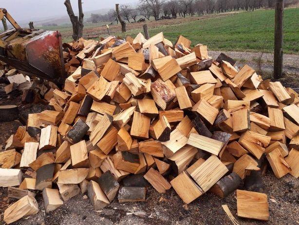 Drewno polupane