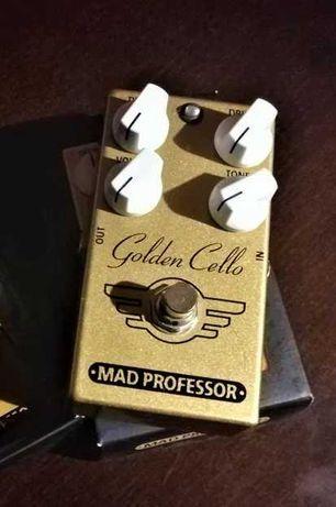 Pedal Overdrive - Mad Professor Golden Cello