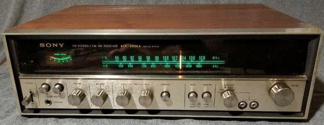 Vende-se Sintonizador / Amplificador SONY STR-6036A