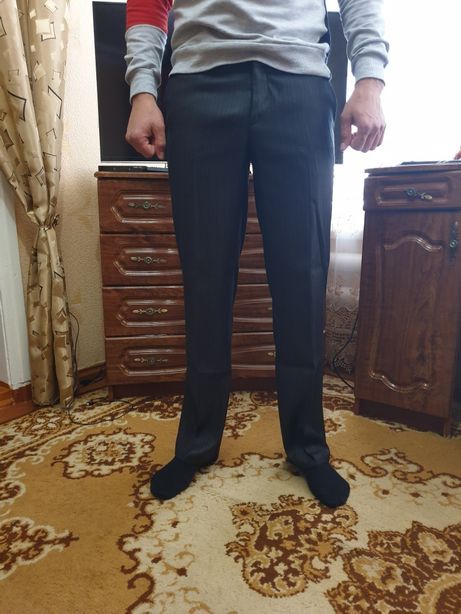 Классические мужские штаны
