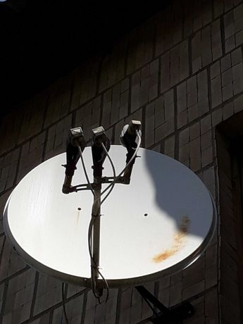 Супутникова антена (комплект)