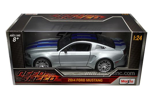 2014 Ford Mustang do filme Need For Speed 1/24
