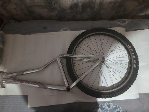 Рама для велосипеда фетбайк