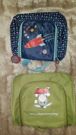 Детская косметичка и рюкзак