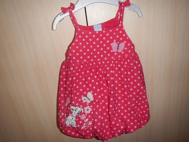 платье сарафан Disney р.74см(6-9мес)