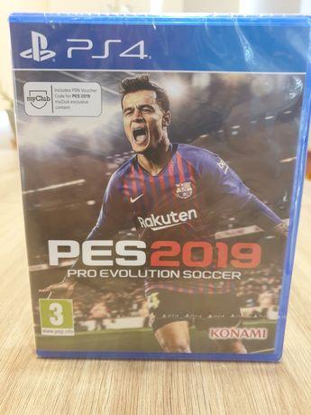 Pro Evolution Soccer 2019 NOWA PS4