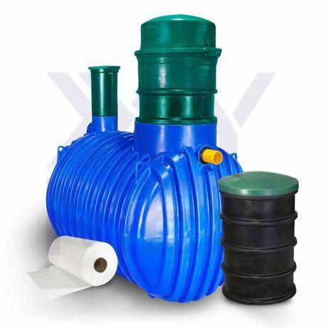 Przydomowa  biologiczna oczyszczalnia BDH4 2500 L