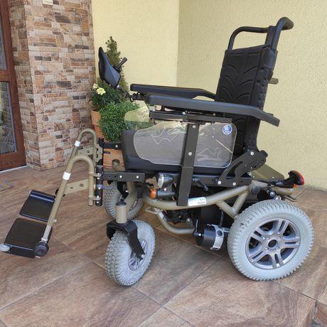 Wózek elektryczny Vermeiren Forest + pokrowiec gratis