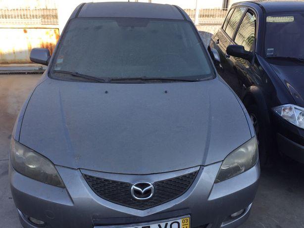 Peças Mazda 3 (DOHC, 2003)