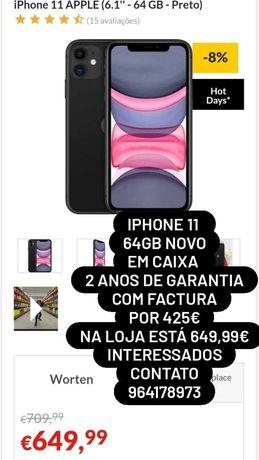 iPhone 11 com garantia