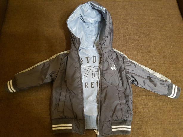 Бенетон курточка