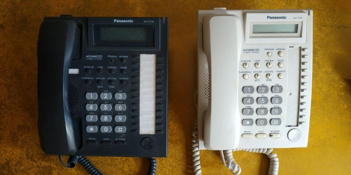 Телефон kx-ts2361, kx-7735 Харьков - изображение 1