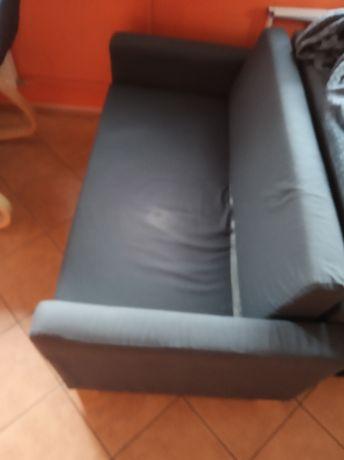 Kanapa, sofa rozkładana szerokośc spania 120 cm