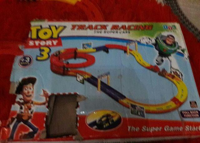 трек игрушечный