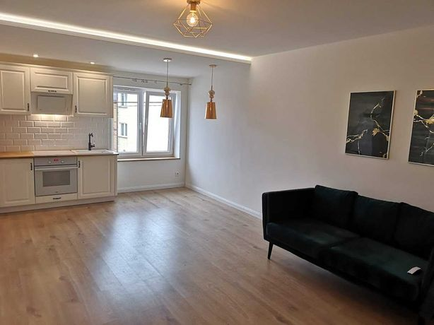 Umeblowane Mieszkanie z wyposażeniem AGD I RTV + ogrodek