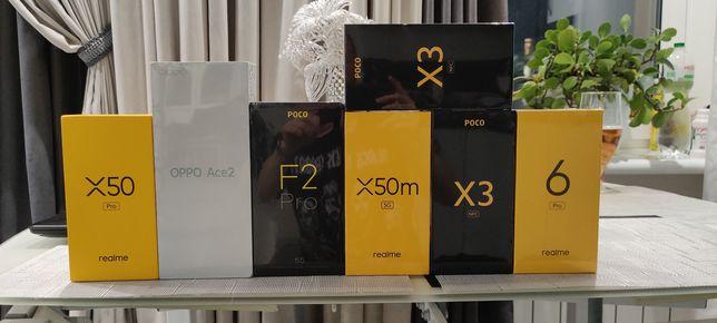 Poco X3 NFC 6/64/128 Blue , Gray Xiaomi X 3 , убийца realme , samsung