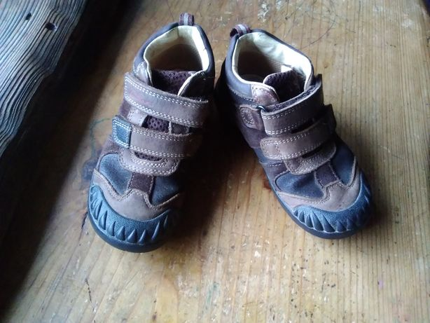 кожаные демисезонные деми ботинки Кларкс Clarks 25 стелька 16 см