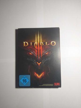 Diablo 3 gra + pudełko, wersja pudełkowa z płytą