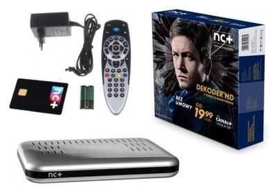*** DEKODER HD na kartę, TV NAZIEMNA, bez umowy, DVB-T ***
