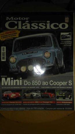 Motor Clássico revista