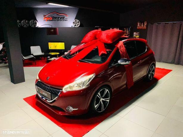 Peugeot 208 1.6 THP GTi
