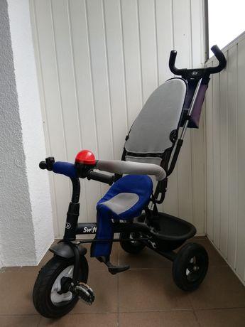 Kinderkraft Swift rowerek trójkołowy