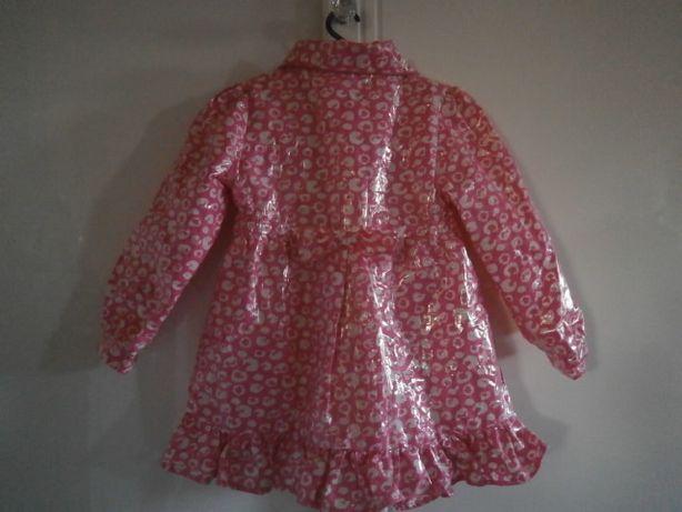 Płaszczyk dla Modnisi Girl2Girl 4-5 lat Wiosna-jesień!