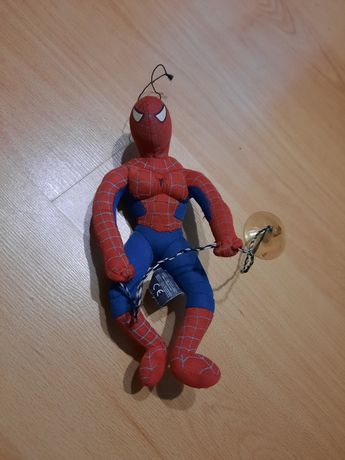 Homem aranha em tecido
