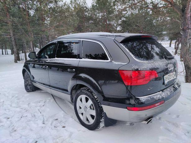 Audi Q7 2007  преміум