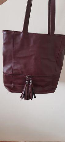 Podłużna torebka